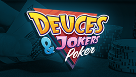 Deuces & Jokers Poker