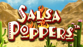 Salsa Poppers