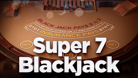 Super 7 Blackjack
